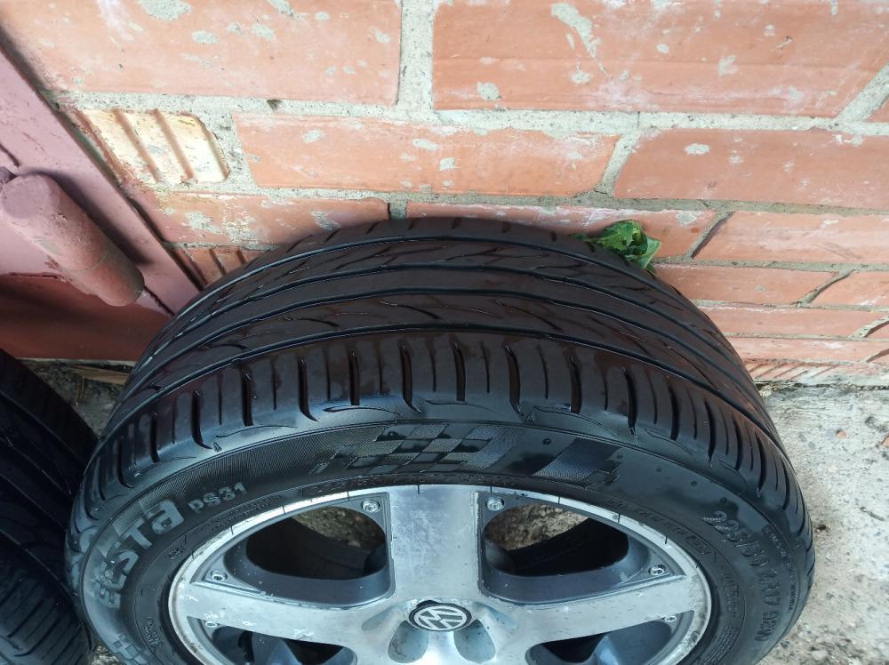 Комплект колес санта Моника R17